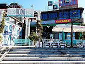 Bars and restaurants of Mandarin centre