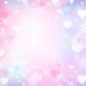 Blurred love background