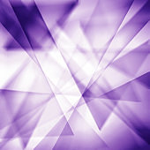purple abstract geometric shiny transparent motion technology concept background