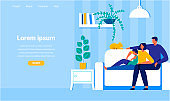 Landing Page Offers Technologies for People Help