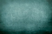 blue grungy background on canvas texture