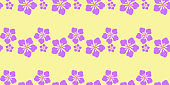 Floral seamless colorful pattern. Sweet background for textile, cotton fabric, covers, wallpapers, print, gift wrap and scrapbooking
