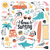 Love surfing collection.