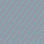 Abstract seamless stripped pattern. Parallel diagonal lines of different thickness.