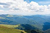 carpathian mountain summer adventure