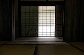 Japanese old houses (Japanese old room)