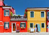 Idyllic landscape of Venice, Italy