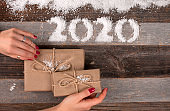 Happy New Year 2020 and Christmas gift