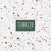 terrazzo floor texture pattern background