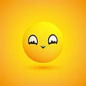 Smiling Emoji Design