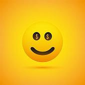 Smiling Emoji - Income