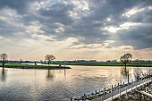 View from Doesburg waterfront