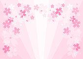 Background illustration: Cherry Blossoms
