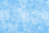 pastel color winter blue ice texture abstract or natural watercolor paint background