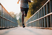 Man jogging, Health activities, Exercise by running, exercising and lifestyle concept