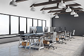Luxury coworking office