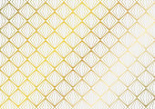 Abstract grey background with bronze golden geometric pattern