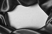 Silk Wavy Texture Background