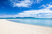 Sea and sand of Thailand