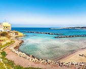Otranto - coastal town in Puglia