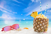 summer vacation and travel adventure concept