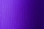Decorative background lilac, violet color, striped texture horizontal gradient. Wallpaper. Art. Design.