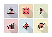 BUSINESS PLAN ICON CONCEPT