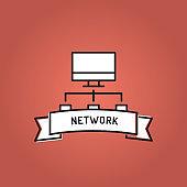 NETWORK LINE ICON SET