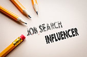 Making job search in to influencer by eraser
