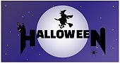 halloween themed vectors graphic .