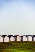The Huts In Worthing, United Kingdom