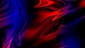 Colorful Neon Wave Smoke Pattern Abstract Flame Marble Red Blue Purple Background