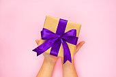 무슨 선물일까?
