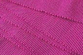 Texture of color fabric, closeup