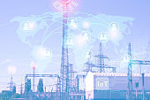future technologies to achieve industry 4.0., the Internet of things for the interaction of industry in the world and economic development aimed at reducing costs and increasing productivity