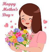 mothers day concept