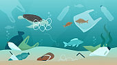 Ocean pollution and its impact on ecosystem