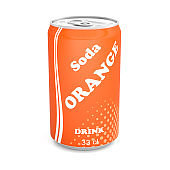 cans of soda drink soft