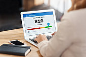 Maintaining a good credit score is very beneficial in business