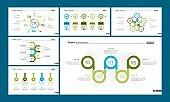Business strategy process charts
