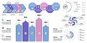 Creative business presentation slide for management concept 1