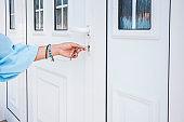 hand wiidh key