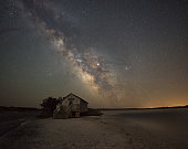 Milky Way Galaxy at Assateague Island in Maryland