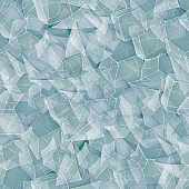 Ice seamless pattern background.