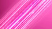 Pink Diagonal Anime Speed Lines. Anime motion background