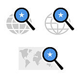 Search icons with somalia flag