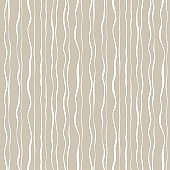 Simple 2 color stripes pattern. Seamless wave pattern. Nature theme