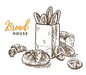 bread house sketch 2