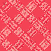 Trendy seamless pattern designs. The shapes of rectangles with patterned texture.