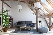 modern interior design.